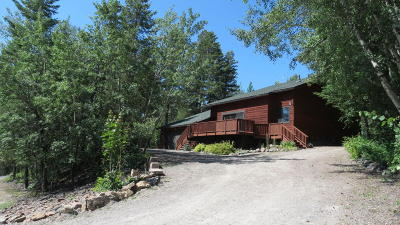 Flathead County Single Family Home For Sale: 320 Meadow Lake Drive