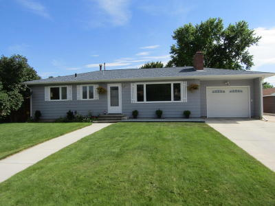Missoula Single Family Home For Sale: 2611 Garland Drive