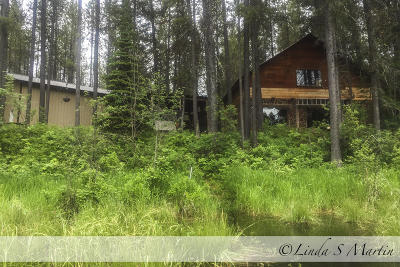 Flathead County Single Family Home For Sale: 4700 Blankenship Road
