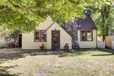 Polson Single Family Home Under Contract Taking Back-Up : 113 5th Avenue West