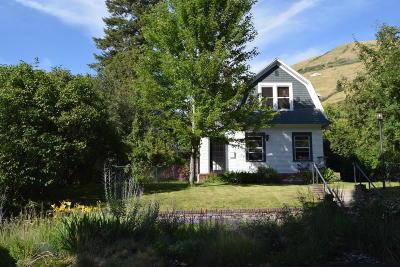 Missoula Single Family Home For Sale: 1118 Poplar Street