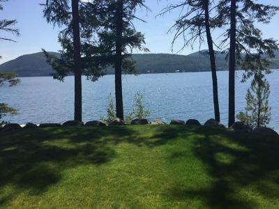 Flathead County Residential Lots & Land For Sale: 3640 East Lakeshore Drive
