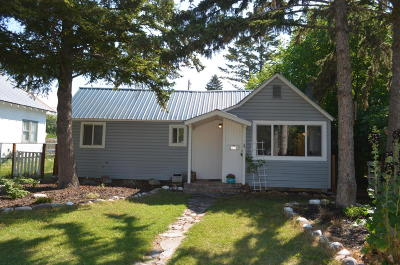Kalispell Single Family Home For Sale: 221 9th Avenue West