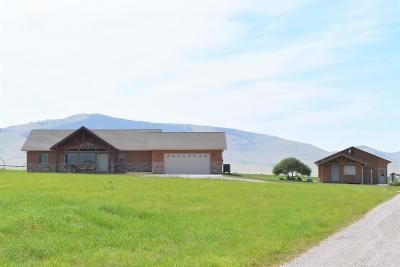 Saint Ignatius Single Family Home For Sale: 58119 Lower Crossing Road