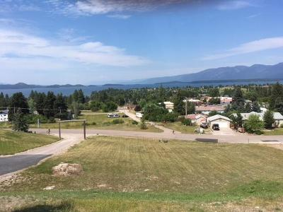 Polson Residential Lots & Land For Sale: Nhn Lavista Drive