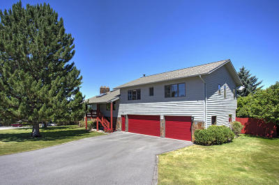 Missoula Single Family Home For Sale: 144 Fairway Drive