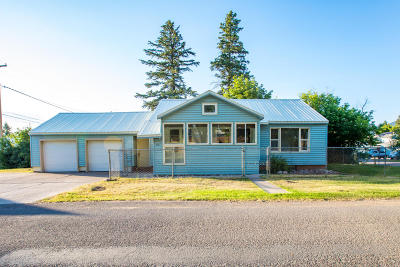 Columbia Falls Multi Family Home For Sale: 307 3rd Street West