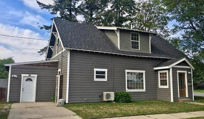 Kalispell MT Single Family Home For Sale: $249,500