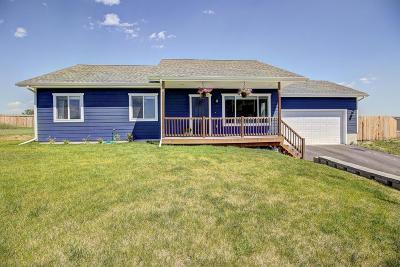 Kalispell Single Family Home Under Contract Taking Back-Up : 375 Bismark Street