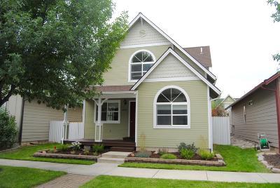 Missoula MT Single Family Home For Sale: $247,500