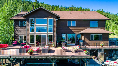 Flathead County Single Family Home For Sale: 1074 High Point Lane