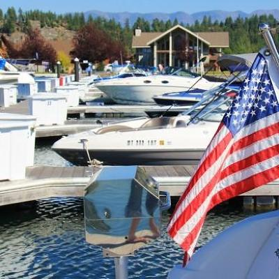Bigfork Other For Sale: E-8 Eagle Bend Yacht Harbor