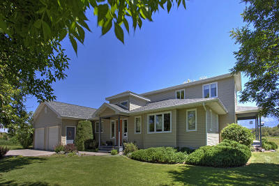Saint Ignatius Single Family Home For Sale: 58256 Old Freight Road