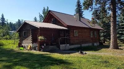 Mineral County Single Family Home For Sale: 649 Old Hwy. 10 East