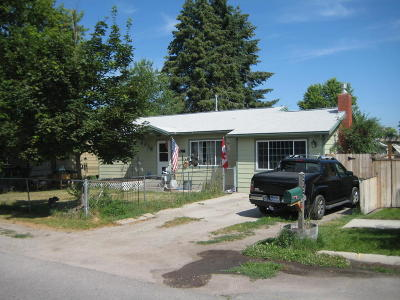 Missoula Single Family Home For Sale: 2132 South 7th Street West