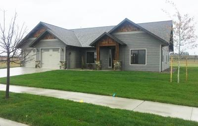 Kalispell MT Single Family Home For Sale: $390,000
