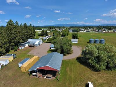 Flathead County Single Family Home For Sale: 450 East Reserve Drive