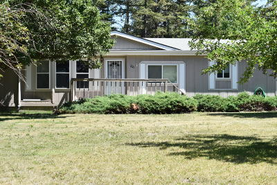 Flathead County Single Family Home For Sale: 221 Fawn Trail