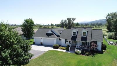Frenchtown Single Family Home For Sale: 17639 Wild Goose Lane