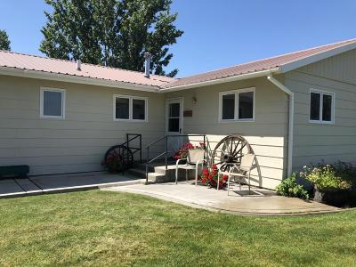 Stevensville Single Family Home For Sale: 4493 Sunnyside Cemetary Road