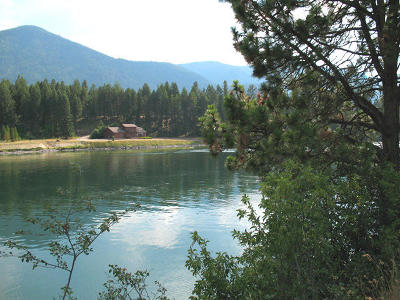 Sanders County Residential Lots & Land For Sale: Nhn Steamboat Way East