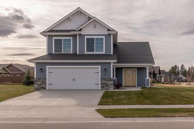 Kalispell Single Family Home For Sale: 110 Silvertip Trail