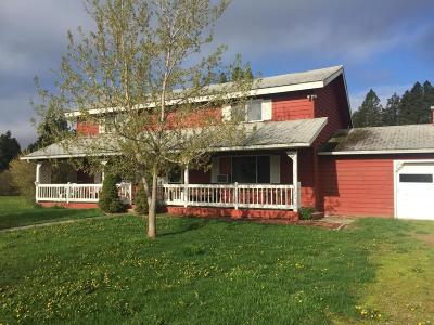 Kalispell Single Family Home For Sale: 1156 Thompson Lane