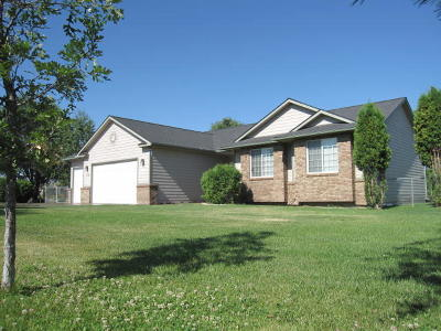Ravalli County Single Family Home For Sale: 134 Edge Drive