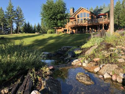Flathead County Single Family Home For Sale: 12 Wild Turkey Lane