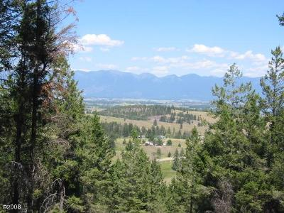 Kalispell Residential Lots & Land Under Contract Taking Back-Up : Nhn Airport Road