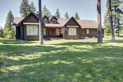 Flathead County Single Family Home Under Contract Taking Back-Up : 132 Bjork Drive