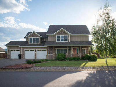 Kalispell Single Family Home For Sale: 156 West Bowman Drive
