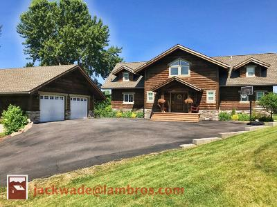 Missoula Single Family Home For Sale: 3152 Lamoreux Lane