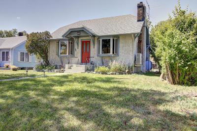 Lake County Single Family Home Under Contract Taking Back-Up : 508 3rd Street West