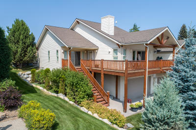 Flathead County Single Family Home For Sale: 154 Juniper Bend Drive