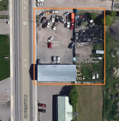 Kalispell Commercial Under Contract Taking Back-Up : 889 North Meridian Road