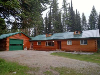 Flathead County Single Family Home For Sale: 9655 Us-93