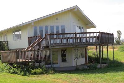 Ravalli County Single Family Home For Sale: 3535 Eastside Hwy