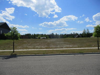 Whitefish Residential Lots & Land For Sale: 230 Vista Drive