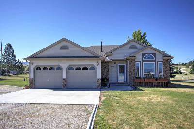 Hamilton Single Family Home For Sale: 511 Skalkaho Highway