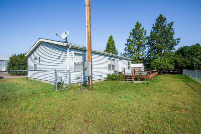 Flathead County Single Family Home Under Contract Taking Back-Up : 51 4th Avenue East North