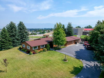 Kalispell Single Family Home For Sale: 101 North Haven Drive