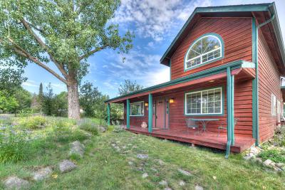 Hamilton Single Family Home For Sale: 244 Canyon Creek Road