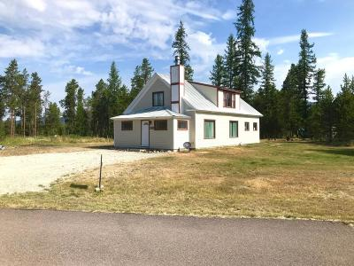 Marion Single Family Home Under Contract Taking Back-Up : 8442 U.s. Hwy 2 West
