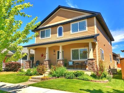 Missoula Single Family Home For Sale: 2516 Riata Road