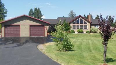 Columbia Falls, Hungry Horse, Martin City, Coram Single Family Home For Sale: 195 Carol Lane