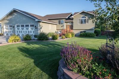 Missoula Single Family Home For Sale: 6715 Prairie Schooner Lane