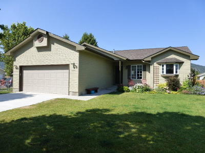 Kalispell MT Single Family Home For Sale: $268,000