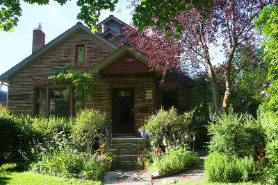 Missoula Single Family Home Under Contract Taking Back-Up : 530 Connell Avenue