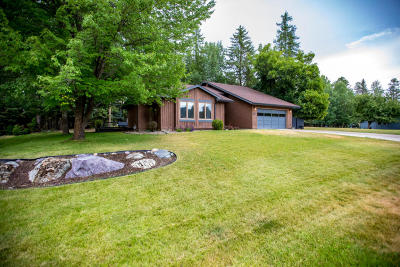 Whitefish Single Family Home For Sale: 336 Fairway Drive